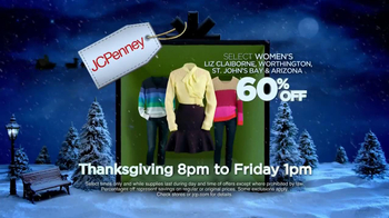 JCPenney Black Friday TV Spot, 'Jingle More Bells' - Thumbnail 6