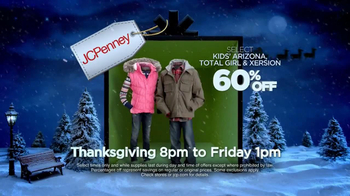JCPenney Black Friday TV Spot, 'Jingle More Bells' - Thumbnail 7