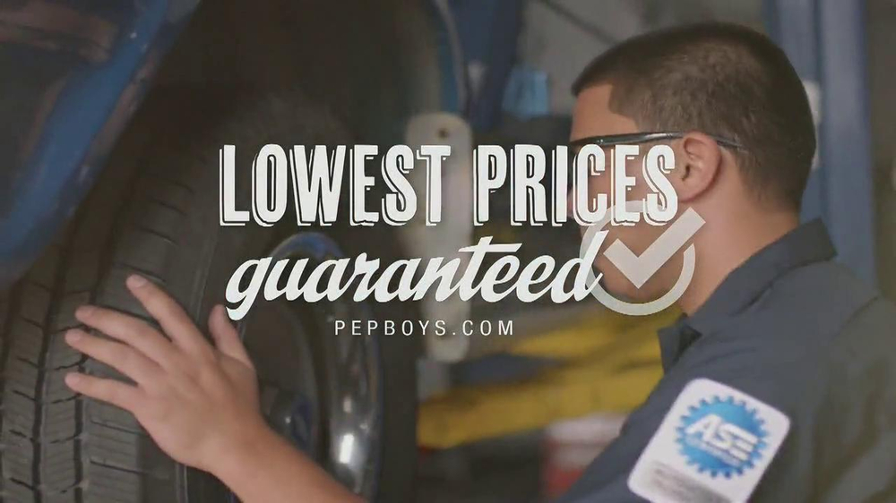Meineke Oil Change >> Pep Boys Black Friday TV Spot - iSpot.tv