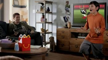 McDonald's Happy Meal TV Spot, 'NFL Rush Zone Rushers' - Thumbnail 1