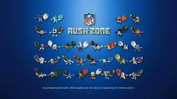 McDonald's Happy Meal TV Spot, 'NFL Rush Zone Rushers' - Thumbnail 10