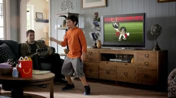 McDonald's Happy Meal TV Spot, 'NFL Rush Zone Rushers' - Thumbnail 6