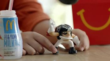 McDonald's Happy Meal TV Spot, 'NFL Rush Zone Rushers' - Thumbnail 8