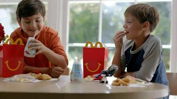 McDonald's Happy Meal TV Spot, 'NFL Rush Zone Rushers' - Thumbnail 9