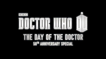 Doctor Who: The Day of the Doctor Blu-ray & DVD TV Spot - Thumbnail 8