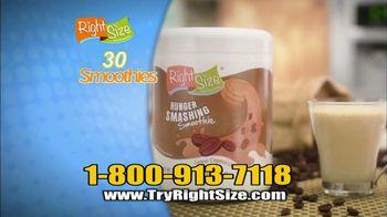 Right Size Health & Nutrition TV Spot, 'Testimonials'