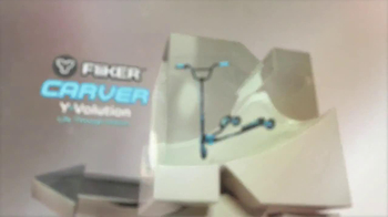 Yvolution Fliker Carver TV Spot, 'New and Now' - Thumbnail 4