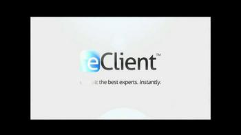 eClient TV Spot - Thumbnail 10