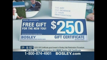 Bosley TV Spot Featuring Joey Fatone - Thumbnail 9