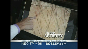 Bosley TV Spot Featuring Joey Fatone - Thumbnail 3