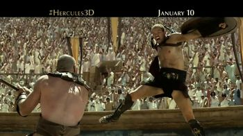The Legend of Hercules - 1325 commercial airings