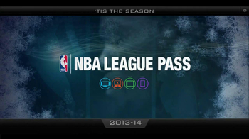 NBA League Pass TV Spot, \'T\'is the Season\'