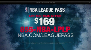 NBA League Pass TV Spot, 'T'is the Season' - Thumbnail 9
