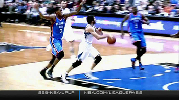 NBA League Pass TV Spot, 'T'is the Season' - Thumbnail 2