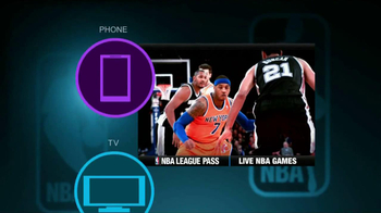 NBA League Pass TV Spot, 'T'is the Season' - Thumbnail 5