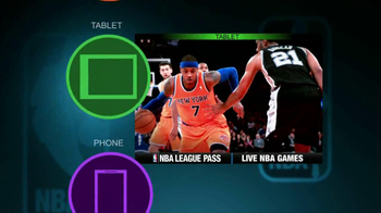 NBA League Pass TV Spot, 'T'is the Season' - Thumbnail 6