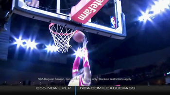 NBA League Pass TV Spot, 'T'is the Season' - Thumbnail 7
