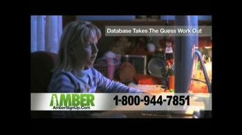 Amber Sign Up TV Spot - Thumbnail 3