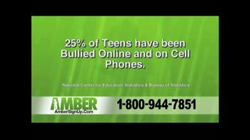 Amber Sign Up TV Spot - Thumbnail 6