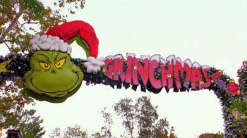 Universal Studios Hollywood Grinchmas TV Spot - 15 commercial airings