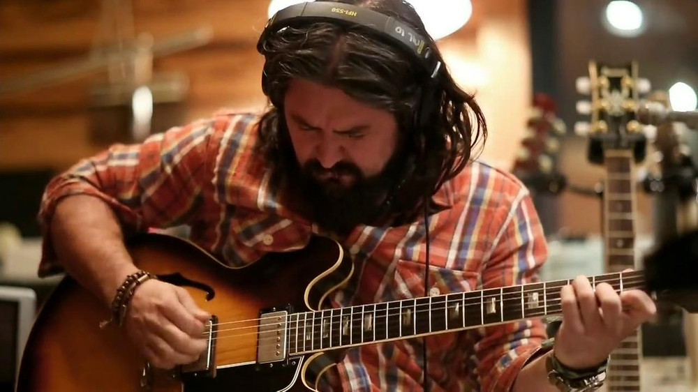 Zac Brown Band Quot The Grohl Sessions Vol 1 Quot Tv Spot Ispot Tv
