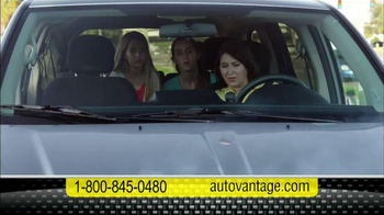 AutoVantage TV Spot, 'Compared with AAA'