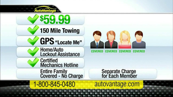 AutoVantage TV Spot, 'Compared with AAA' - Thumbnail 10
