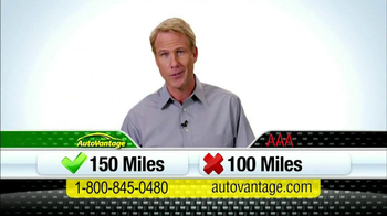 AutoVantage TV Spot, 'Compared with AAA' - Thumbnail 3
