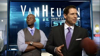 Van Heusen TV Spot  Featuring Steve Young, Jerry Rice - Thumbnail 10