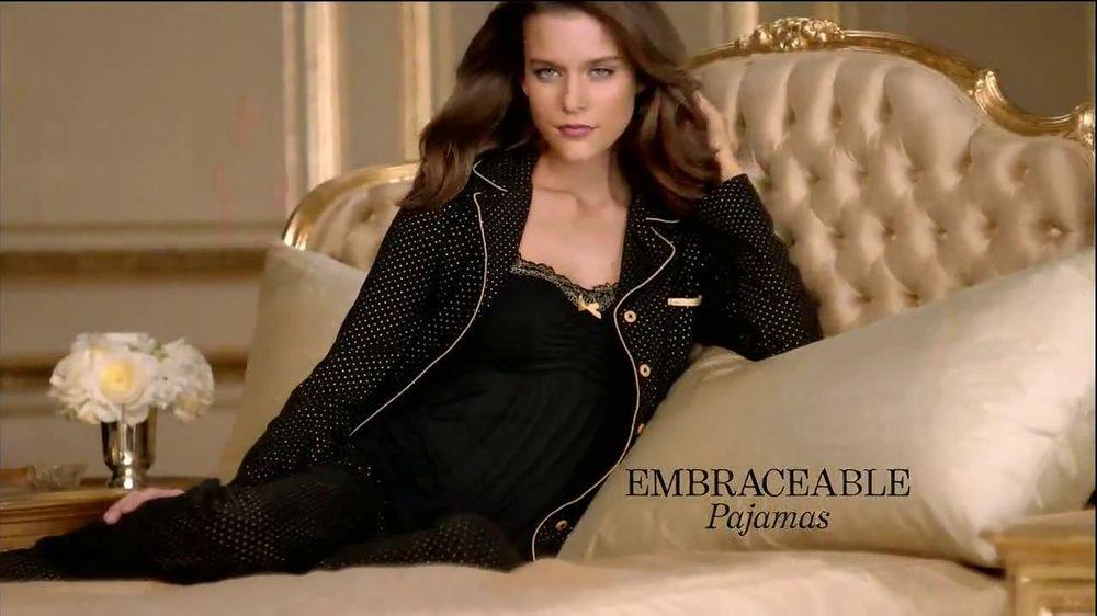 Soma Intimates Embraceable Pajamas TV Spot