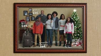 Burlington Coat Factory TV Spot, 'Family Portrait' - Thumbnail 4