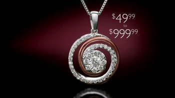 Helzberg Diamonds Circle of Love Pendant TV Spot - Thumbnail 7