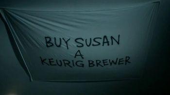 Keurig Brewer TV Spot, 'Hints: Bedtime' - 322 commercial airings