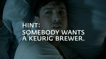 Keurig Brewer TV Spot, 'Hints: Bedtime' - Thumbnail 8