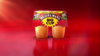Musselman's Big Cup TV Spot, 'Rain' - Thumbnail 10