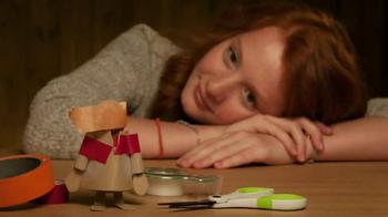 Scotch Tape TV Spot, 'Homemade Holiday Decorations' - Thumbnail 5