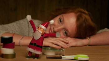 Scotch Tape TV Spot, 'Homemade Holiday Decorations' - Thumbnail 6