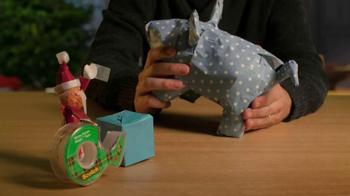 Scotch Tape TV Spot, 'Homemade Holiday Decorations' - Thumbnail 9