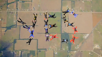 We Say Yes: Skydivers thumbnail