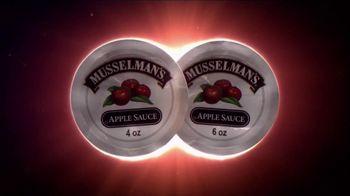Musselman's Applesauce Big Cup TV Spot
