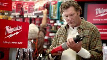 The Home Depot Black Friday TV Spot, 'Ryobi' [Spanish] - 4 commercial airings