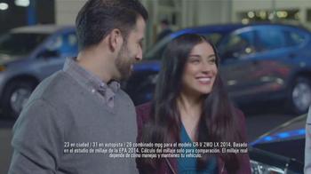 La Gran Venta de Navidades Honda TV Spot, 'Nieve'[Spanish] - Thumbnail 6