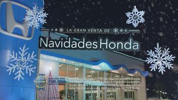 La Gran Venta de Navidades Honda TV Spot, 'Nieve'[Spanish] - Thumbnail 7