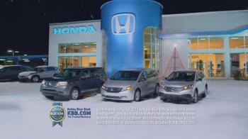 La Gran Venta de Navidades Honda TV Spot, 'Nieve'[Spanish] - Thumbnail 8