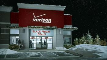 Verizon Black Friday TV Spot, 'Heads Up' - Thumbnail 1