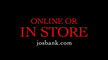 JoS. A. Bank TV Spot, 'Cyber Monday 2013 Shirts, Suits' - Thumbnail 4