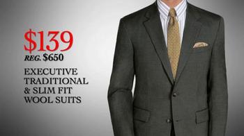 JoS. A. Bank TV Spot, 'Cyber Monday 2013 Shirts, Suits' - Thumbnail 6