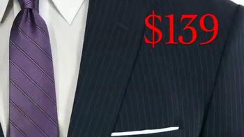 JoS. A. Bank TV Spot, 'Cyber Monday 2013 Shirts, Suits' - Thumbnail 8