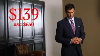 JoS. A. Bank TV Spot, 'Cyber Monday 2013 Shirts, Suits' - Thumbnail 9