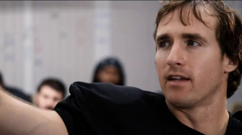 Advocare Spark TV Spot, 'Morning Meeting' Featuring Drew Brees - Thumbnail 8